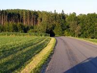 Condusul pe drumurile rurale